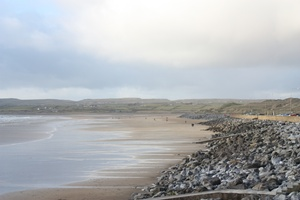 Fine Beach at Liscannor Bay, Lahinch