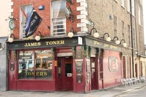 Toners Pub, Baggot Street, Dublin 2