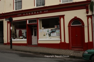 Curran's shop-like front